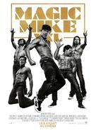 Magic Mike XXL - French Movie Poster (xs thumbnail)