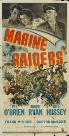 Marine Raiders - Movie Poster (xs thumbnail)