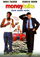 Money Talks - German Movie Poster (xs thumbnail)