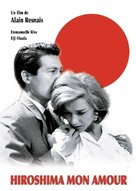 Hiroshima mon amour - Canadian Movie Poster (xs thumbnail)
