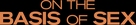 On the Basis of Sex - Logo (xs thumbnail)