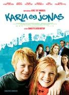 Karla og Jonas - Danish Movie Poster (xs thumbnail)