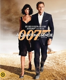Quantum of Solace - Hungarian Blu-Ray cover (xs thumbnail)
