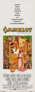 Camelot - Re-release movie poster (xs thumbnail)