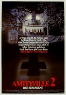 Amityville II: The Possession - German Movie Poster (xs thumbnail)