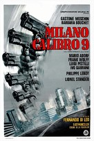 Milano calibro 9 - Italian Movie Poster (xs thumbnail)