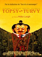 Topsy-Turvy - French Movie Poster (xs thumbnail)