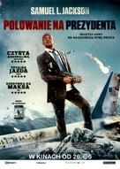 Big Game - Polish Movie Poster (xs thumbnail)