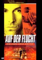"""The Fugitive"" - German Movie Poster (xs thumbnail)"