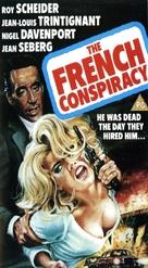 L'attentat - British VHS movie cover (xs thumbnail)