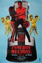 Tickle Me - German Movie Poster (xs thumbnail)