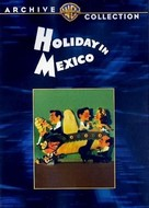 Holiday in Mexico - DVD cover (xs thumbnail)