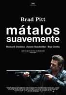Killing Them Softly - Spanish Movie Poster (xs thumbnail)