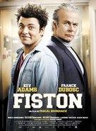 Fiston - French Movie Poster (xs thumbnail)