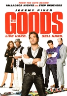 The Goods: Live Hard, Sell Hard - DVD movie cover (xs thumbnail)