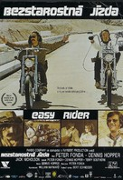 Easy Rider - Czech Movie Poster (xs thumbnail)