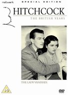 The Lady Vanishes - British DVD cover (xs thumbnail)