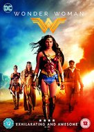 Wonder Woman - British Movie Cover (xs thumbnail)