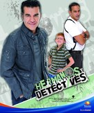"""Hermanos y detectives"" - Mexican Movie Poster (xs thumbnail)"