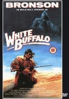 The White Buffalo - British DVD movie cover (xs thumbnail)