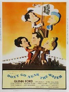 Don't Go Near the Water - Movie Poster (xs thumbnail)