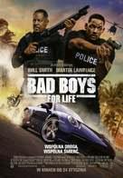 Bad Boys for Life - Polish Movie Poster (xs thumbnail)