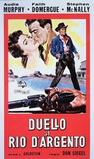 The Duel at Silver Creek - Italian Theatrical poster (xs thumbnail)