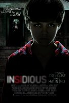 Insidious - Thai Movie Poster (xs thumbnail)