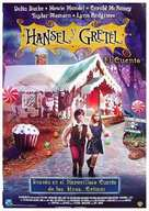 Hansel & Gretel - Spanish Movie Poster (xs thumbnail)