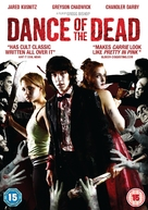 Dance of the Dead - British DVD movie cover (xs thumbnail)