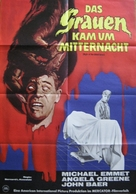 Night of the Blood Beast - German Movie Poster (xs thumbnail)
