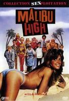 Malibu High - French DVD cover (xs thumbnail)