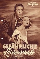 Deadly Is the Female - German poster (xs thumbnail)