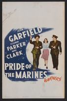 Pride of the Marines - Movie Poster (xs thumbnail)