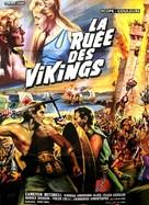 Gli invasori - French Movie Poster (xs thumbnail)