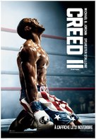 Creed II - Canadian Movie Poster (xs thumbnail)