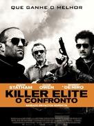 Killer Elite - Portuguese Movie Poster (xs thumbnail)