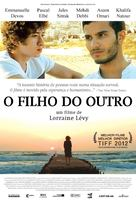 Le fils de l'autre - Brazilian Movie Poster (xs thumbnail)
