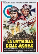 Aces High - Italian Movie Poster (xs thumbnail)