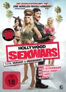 Hollywood Sex Wars - German DVD cover (xs thumbnail)