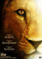 The Chronicles of Narnia: The Voyage of the Dawn Treader - Swedish Movie Poster (xs thumbnail)