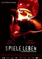 Spiele Leben - Swiss poster (xs thumbnail)