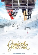 Gooische Vrouwen II - Dutch Movie Poster (xs thumbnail)
