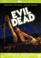 The Evil Dead - Danish DVD movie cover (xs thumbnail)