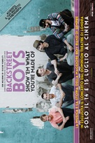 Backstreet Boys: Show 'Em What You're Made Of - Italian Movie Poster (xs thumbnail)