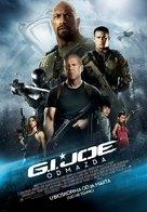 G.I. Joe: Retaliation - Serbian Movie Poster (xs thumbnail)