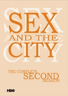 """Sex and the City"" - DVD cover (xs thumbnail)"