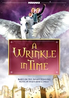 """A Wrinkle in Time"" - DVD movie cover (xs thumbnail)"