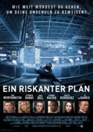 Man on a Ledge - German Movie Poster (xs thumbnail)