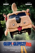 Dumb and Dumber To - Polish Movie Poster (xs thumbnail)